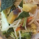土竜 - 本日の野菜達