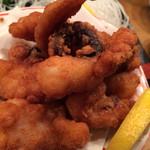 海鮮酒場 凧凧 - 蛸の唐揚げ