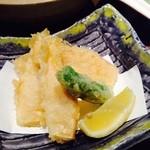 はたごや - 筍の天ぷら