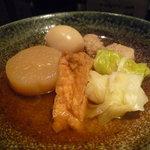北乃椿 - ☆おでんはお出汁も美味しく頂きます派です☆