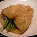 北乃椿 - ☆シャキシャキ水菜ばくだんも面白いですね☆