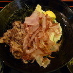 瀬戸内製麺710 - 肉ぶっかけ(H26.3.16)