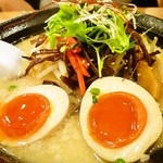 麺屋 信成 - とんこつラーメン