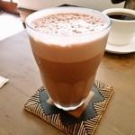ユキカフェ - アイスココア