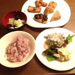 とうふ坊 - 大豆料理ビュッフェ