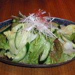 太陽食堂 - チョレギサラダ