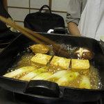 よしはし - 豆腐も味がしみて最高!