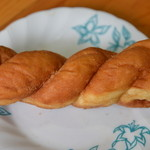 プルネール - 料理写真:きな粉ドーナツ