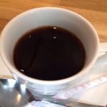 25092408 - ランチに付くコーヒー