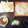 麺棒倶楽部 - 料理写真:かき天せいろそば 920円