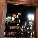 25095615 - 窓から見える神楽坂