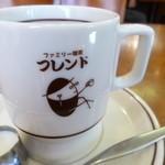 フレンド - 2014.03 謎のおじさんが付いてオリジナルのカップです。
