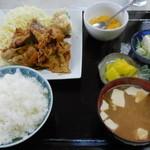 25096930 - 焼肉定食