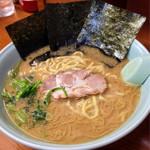 けん - 2013.12 醤油ラーメン ¥600+中盛¥100