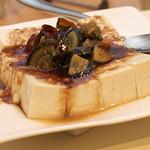 シルクロード - ピータン豆腐