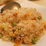 シルクロード - 鮭炒飯