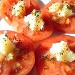 251375 - トマト好きにはたまらないサラダです!