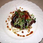 西洋膳処 創喜 - 黒豚とリンゴのソテー(創喜、東大和)