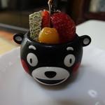 パティスリーヒマキ - 料理写真:くまモンプリン