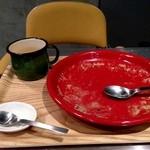 ZERO CAFE - 12:01 完食