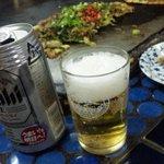 浜屋 みっちゃん - 缶ビール