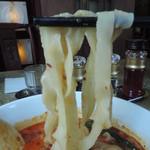 Rokoushurou - 刀削麺の麺