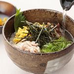 浪花屋 鳥造 - 奄美大島の郷土料理。秘伝のダシ茶漬けスタイル。