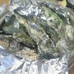 25114200 - 蒸し牡蠣