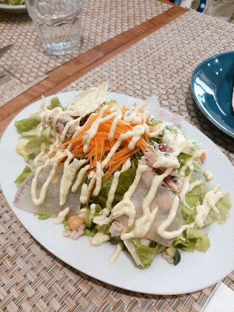 ビリエット - lunchサラダ