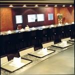 花鳥 - ご予約限定鉄板会席専用のカウンター席