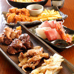 竜の髭 - 豊富な料理が楽しめる宴会コース