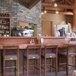 レストラン ホロホロ - こちらはカウンター席。