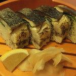 土佐海 - ☆サバ寿司☆
