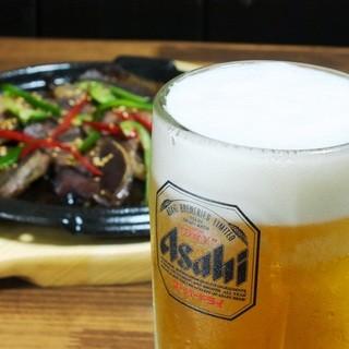 お料理との相性ぴったりな韓国のお酒・ドリンクもございます◎