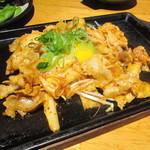25134773 - 豚キムチ炒め
