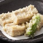 豆禅 - 胡麻豆腐天婦羅