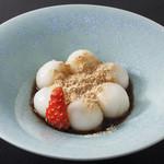 豆禅 - ◆白玉だんご