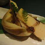 syo 昇 - 新竹の子姿焼です