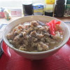 金周 - 料理写真:高級鮭丼(大)650円