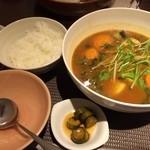 KUH - 野菜ごろごろスープカレー