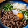 Sanukiudonharushin - 料理写真:肉ぶっかけ