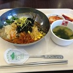 東京李朝園 - 料理写真:ランチ「ピビンパ」500円
