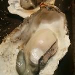 かき殻荘 - 蒸し牡蠣!!
