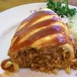 レストラン 白鳥 - オムレツ