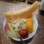 ゆき - フルーツサラダ