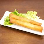 肉汁水餃子 餃包 - チーズ春巻き。国内自社製造。