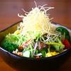 かんべえサラダ(温玉入り)