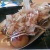 たこ焼き たこ魂 - 料理写真:特製ソースたこ焼き7個 480円