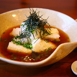 かんべえ - 揚げ出し豆腐