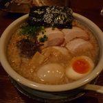 食彩麺酒房響 - 響らぁめん(こってり)■\750■